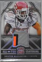 Dexter McCluster [Noted] #/99