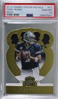 Tony Romo [PSA 10 GEM MT] #/99