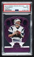 Tom Brady [PSA 10 GEM MT] #/10