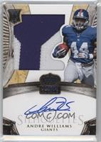 Andre Williams #/35