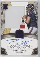 Tom Savage /25