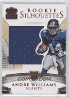 Andre Williams #/199