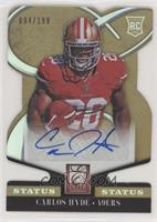 Rookie Signatures - Carlos Hyde #/199