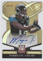 Rookie Signatures - Marqise Lee #5/25