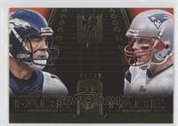Peyton Manning, Tom Brady #/49