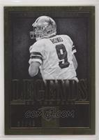 Tony Romo [EX to NM] #/49