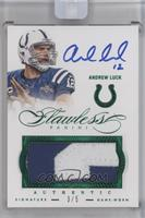 Andrew Luck /5 [Uncirculated]