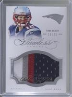 Tom Brady #/25