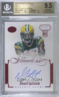 Davante Adams [BGS 9.5 GEM MINT] #/15