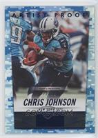 Chris Johnson #/35
