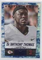 De'Anthony Thomas /35
