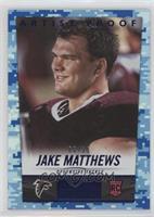Jake Matthews #/35