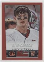 AJ McCarron #/149