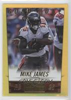 Mike James #/50