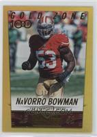 Navorro Bowman /50