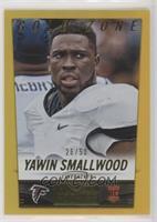 Yawin Smallwood #/50