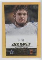 Zack Martin #/50