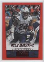 Ryan Mathews /20