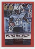 Dexter McCluster #/20