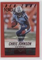 Chris Johnson #/20