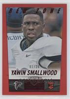 Yawin Smallwood #/20