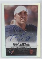 Tom Savage