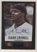 Isaiah Crowell #/15