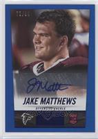 Jake Matthews #/99