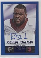 Ra'Shede Hageman #/99