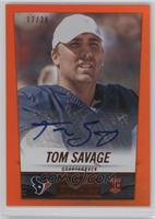 Tom Savage /20