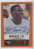 Marqise Lee #/20