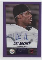 Dri Archer #/50