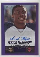 Jerick McKinnon #/50