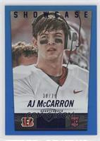 AJ McCarron #/79