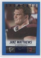 Jake Matthews #/79