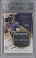 Joe Flacco /5 [BGS 9 MINT]