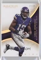 Greg Jennings #/25