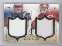 Aaron Murray, Jimmy Garoppolo, Tom Savage, AJ McCarron /10