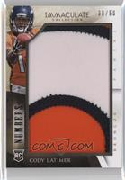 Cody Latimer [Noted] #/50