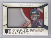 Tom Savage #/14