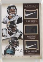 Blake Bortles, Allen Robinson, Marqise Lee #/5