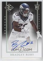 Rookie Signatures - Bradley Roby #/49