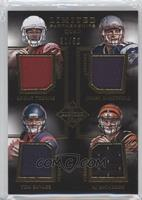 AJ McCarron, Jimmy Garoppolo, Logan Thomas, Tom Savage /50