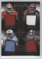 Bishop Sankey, Carlos Hyde, Charles Sims, Jeremy Hill /50