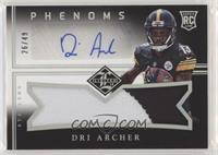 Dri Archer #/49