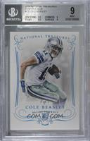 Cole Beasley [BGS 9 MINT] #/1