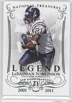 LaDainian Tomlinson #/21