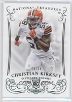Christian Kirksey /58