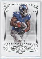 Rashad Jennings #/23