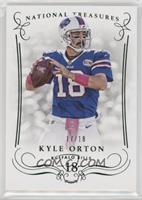 Kyle Orton #/18
